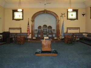 Mount Holyoke Lodge - Lodge Room