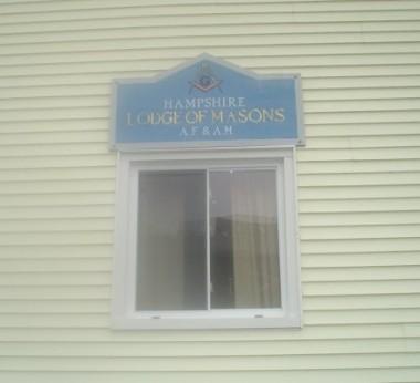 Hampshire Lodge of Freemasons